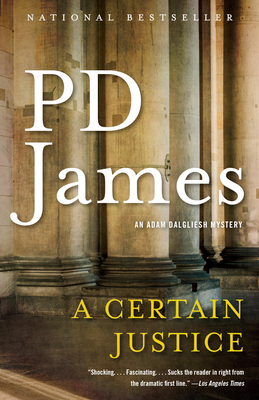 A Certain Justice: An Adam Dalgliesh Mystery Cover Image