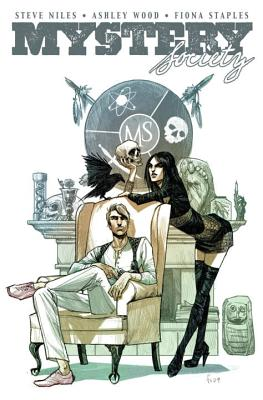 Mystery Society Cover