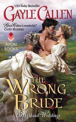The Wrong Bride Cover