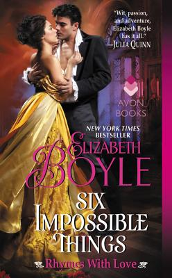 Six Impossible Things: Rhymes With Love Cover Image