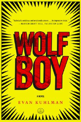 Wolf Boy Cover Image