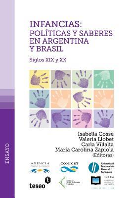 Cover for Infancias