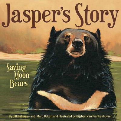 Jasper's Story: Saving Moon Bears Cover Image