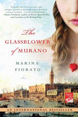 The Glassblower of Murano Cover