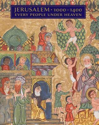 Jerusalem, 1000-1400 Cover