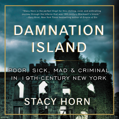 Cover for Damnation Island