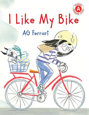 Cover for I Like My Bike (I Like to Read)