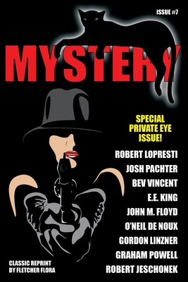 Black Cat Mystery Magazine #7: Special Private Eye Issue Cover Image