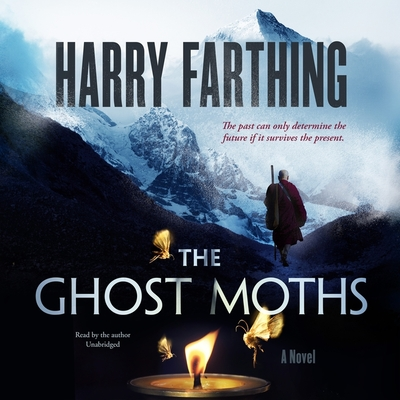 Cover for The Ghost Moths