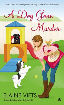 A Dog Gone Murder: Josie Marcus, Mystery Shopper Cover Image