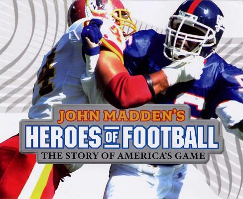 John Madden's Heroes of Football Cover
