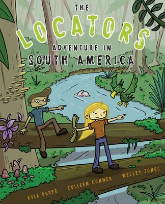Cover for The Locators