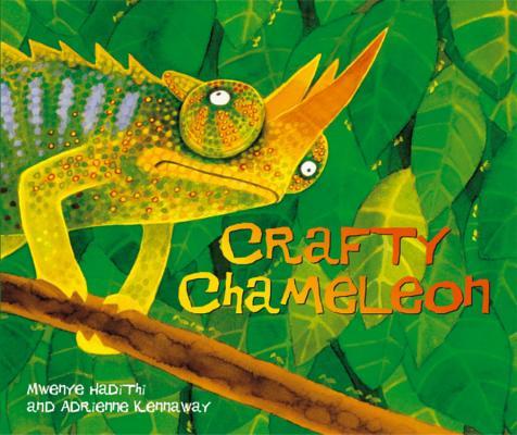 Crafty Chameleon Cover Image