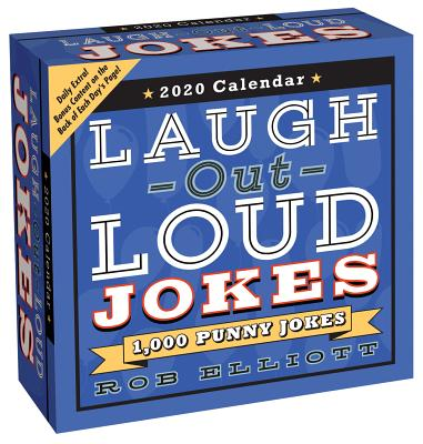 Laugh-Out-Loud Jokes 2020 Day-to-Day Calendar Cover Image