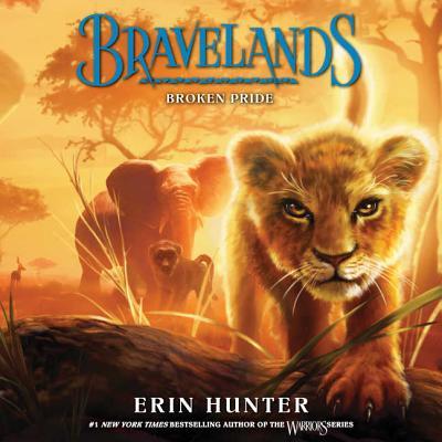 Bravelands #1: Broken Pride Lib/E Cover Image