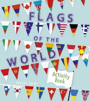 Flags of the World Activity Book Cover Image