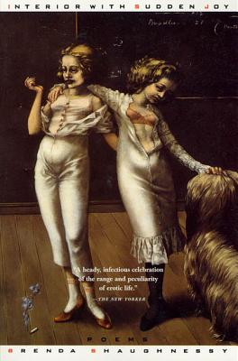 Interior with Sudden Joy: Poems Cover Image