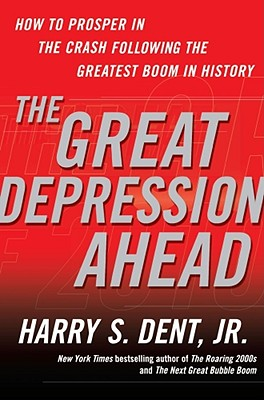 The Great Depression Ahead Cover