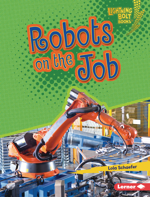 Robots on the Job Cover Image