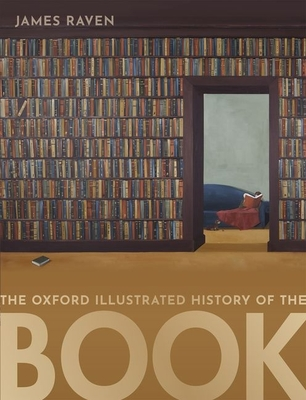 The Oxford Illustrated History of the Book Cover Image