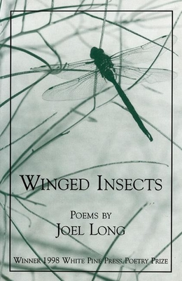 Winged Insects (White Pine Press Poetry Prize #4) Cover Image