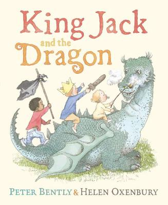 King Jack and the Dragon Cover