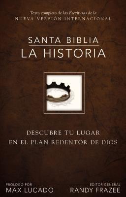 Santa Biblia la Historia-NVI (Story) Cover Image