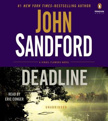 Deadline (A Virgil Flowers Novel #8) Cover Image