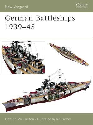 German Battleships 1939-45 Cover