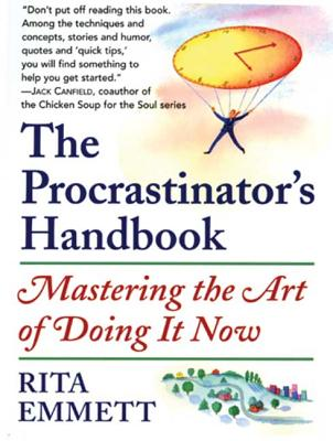 The Procrastinator's Handbook Cover