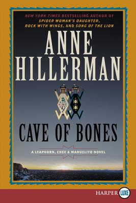 Cave of Bones (A Leaphorn, Chee & Manuelito Novel #4) Cover Image