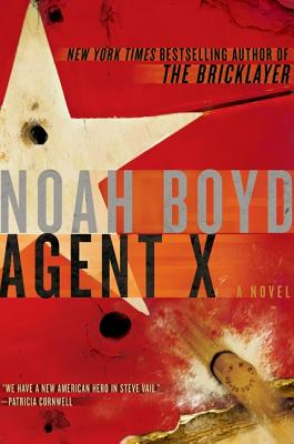 Cover for Agent X
