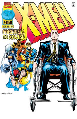 X-Men/Avengers: Onslaught Vol. 3 Cover Image