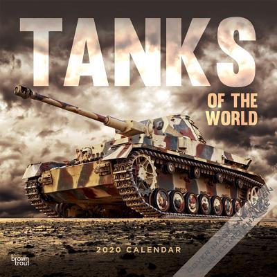 Tanks of the World 2020 Square Btuk Cover Image