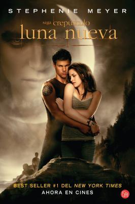 Luna Nueva: Saga Crepusculo = New Moon Cover Image