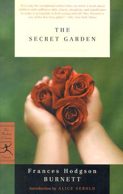The Secret Garden (Modern Library Classics) Cover Image