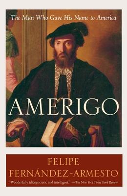 Amerigo Cover