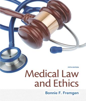 Medical Law and Ethics Cover Image
