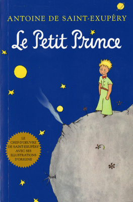 Le Petit Prince (French) Cover Image