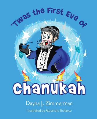 Twas the First Eve of Chanukah Cover Image