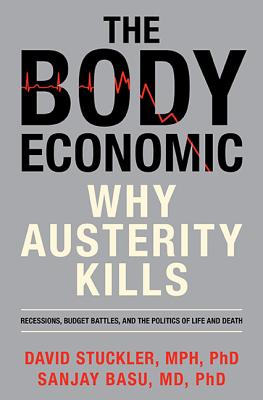 The Body Economic Cover
