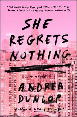 She Regrets Nothing Cover Image