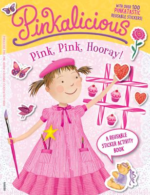 Pink, Pink, Hooray! Cover