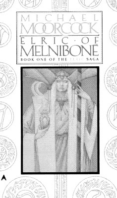 Elric of Melnibone Cover