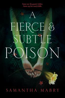 Cover for A Fierce and Subtle Poison