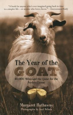 The Year of the Goat Cover