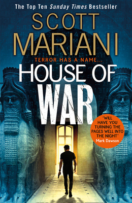 House of War (Ben Hope, Book 20) Cover Image