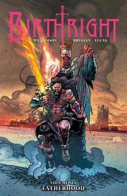 Cover for Birthright Volume 6