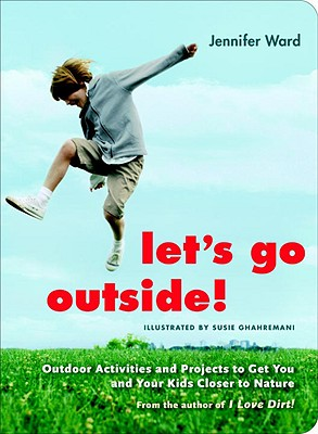 Let's Go Outside! Cover