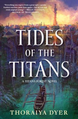 Cover for Tides of the Titans